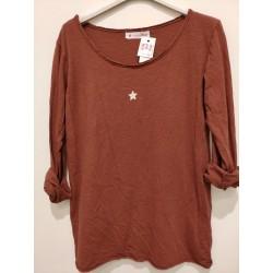 Camiseta Estrella M Larga