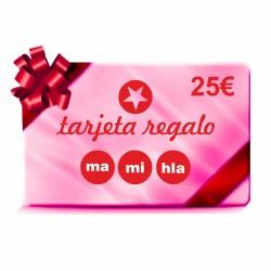 Tarjeta Regalo 25 €
