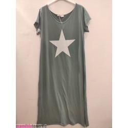 Vestido Oversize Estrella