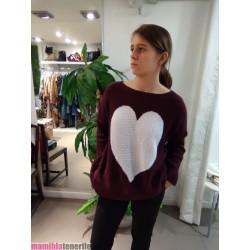 Jersey Corazón XL