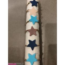 Pulsera Cuerda Estrella