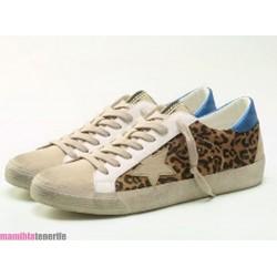Zapas Leopardo Azul